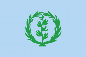 Flag of Eritrean Federation 1952-1958