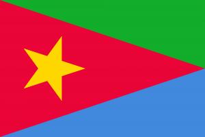 EPLF Flag 1977-1994